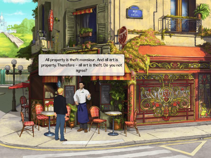 Broken Sword 5 is an engrossing adventure.