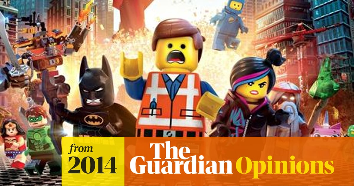 Cinemas Are Dreadful Especially When You Re A Lone Adult At The Lego Movie Stuart Heritage Film The Guardian