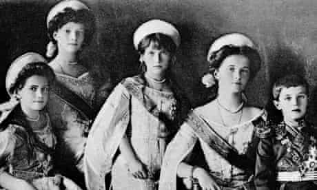 Russian royal family, c1910-1914.
