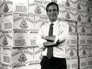 US Money Jim Koch Samuel Adams beer cases