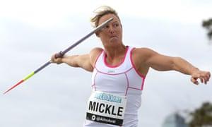 Kim Mickle