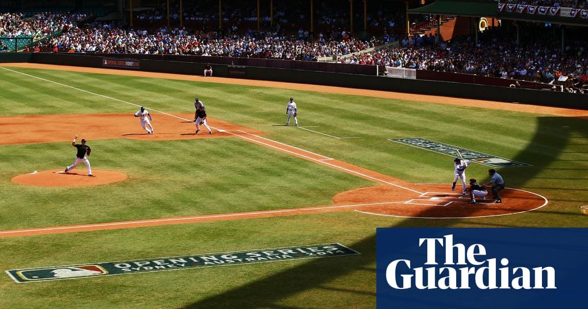 Major League Baseball In Sydney Hairy Giants Meaty Thocks And