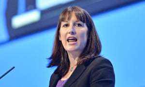 Labour's shadow work and pensions secretary Rachel Reeves