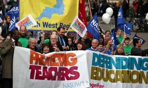 teacher strike october 2013