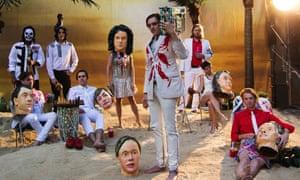 Arcade Fire - Press image