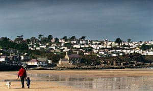 Benllech in Anglesey