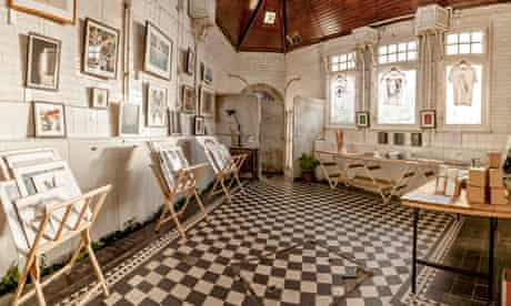 The Edwardian Cloakroom bristol