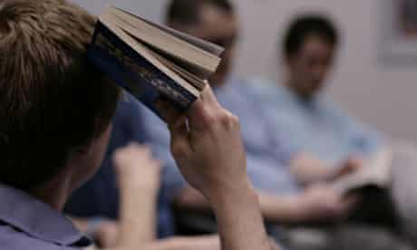 Prison reading group