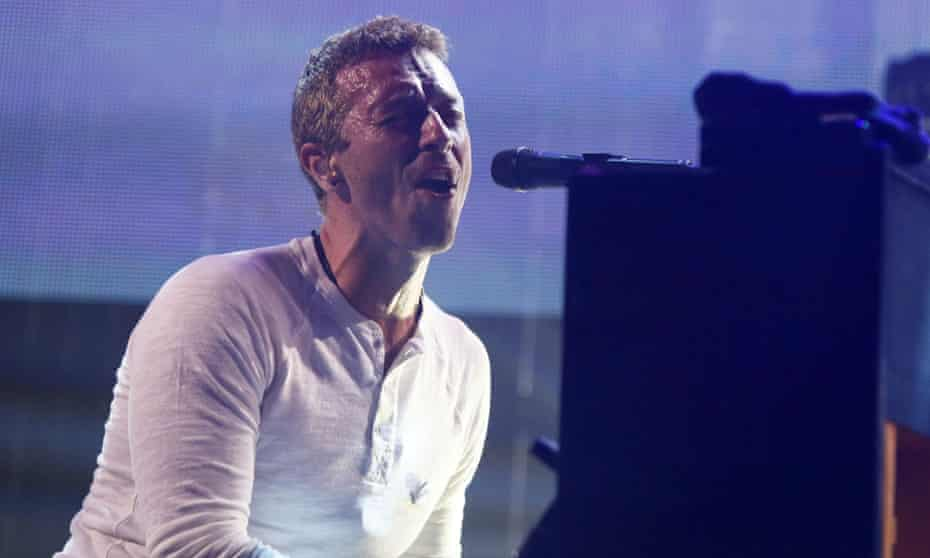 Coldplay recently played at Apple's iTunes Festival in SXSW. Such relationships could serve the company well in a streaming service.