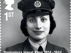 SOE Agent Noorunissa Inayat Khan.