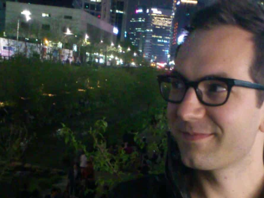 Charlie Usher of Seoul Suburban