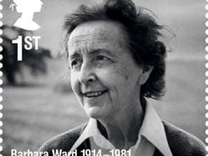 Economist Barbara Wood.