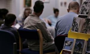 Prisoner reading group
