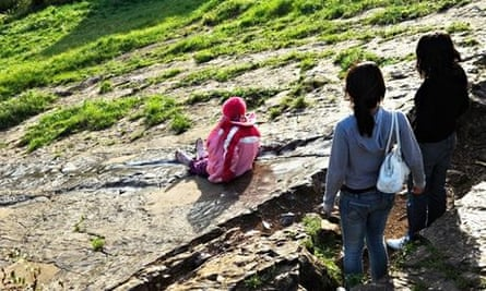 Clifton Rockslide bristol