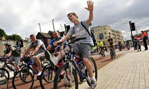 Bristols Biggest Bike Ride