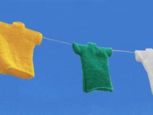 Tour de Yorkshire knitted bunting Harrogate