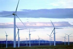 Renewable Choice Energy wind farm