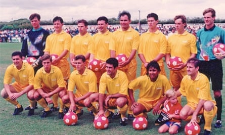 The Forgotten Story Of Perth Kangaroos Perth Glory The Guardian