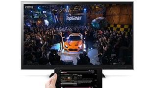 BBC iPlayer on Chromecast
