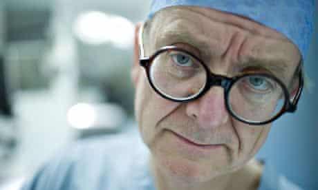 'Unflinching': neurosurgeon Henry Marsh.