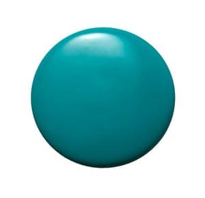 Homes - Wishlist: green paint blob