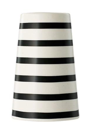 Homes - Wishlist: black and white vase