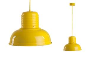 Homes - Wishlist: yellow pendant light
