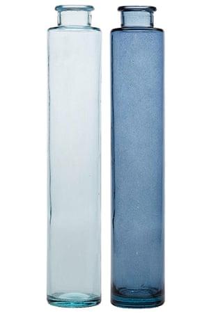 Homes - Wishlist: blue bottles