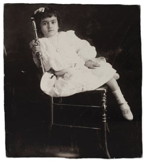 Frida at the Age of Five, Anonymous, 1912.