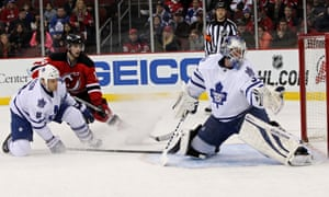 Will the Toronto Maple Leafs or the New Jersey Devils reach the 2014 NHL playoffs?