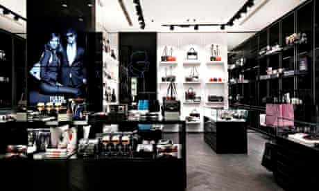 Karl Lagerfeld London store