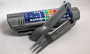 Star Trek Marshmallow dispenser