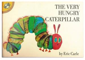 Hungry caterpillar: Original very hungry  caterpillar