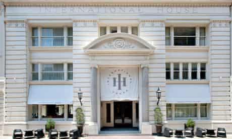 International House Hotel, New Orleans