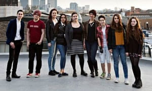 Young feminists