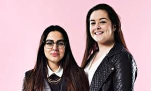 Sana Sodki and Savannah Ali  Sana Sodki and Savannah Ali  Sana Sodki and Savannah Ali