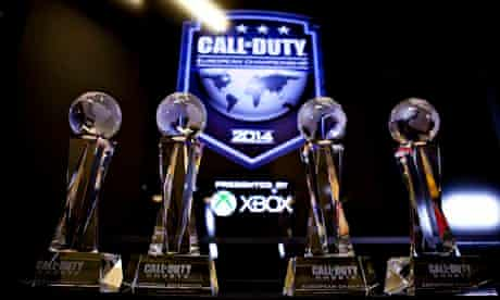 Call of Duty championships …the prizes await.