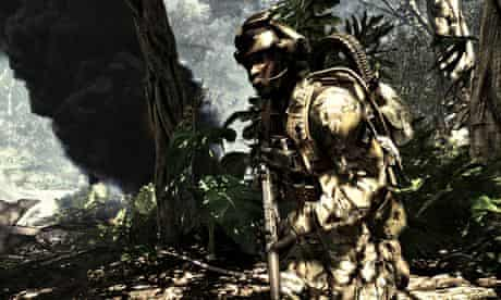 Call of Duty: Ghosts.