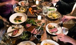 US Money sustainable employment restaurant workers