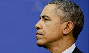 US President Barack Obama actions