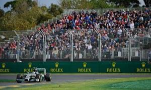 Formula One Motor Racing - Australian Grand Prix - Albert Park - Melbourne