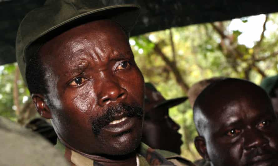 joseph kony uganda