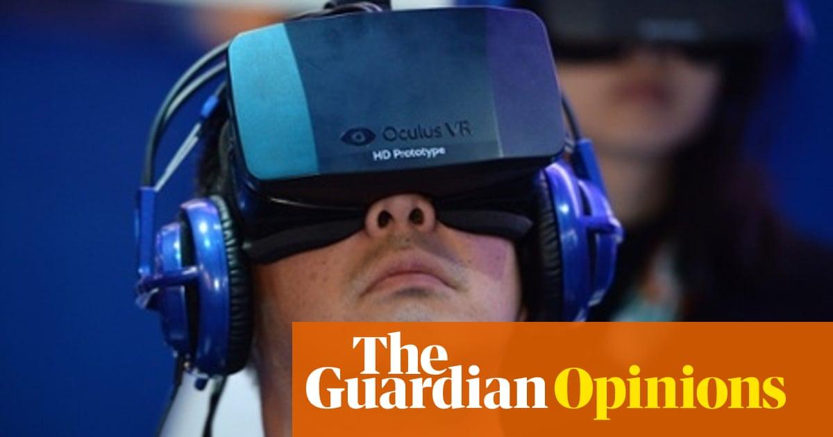 Oculus Rift isn't just a game