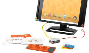 Kano raised $1.5m on Kickstarter for its 'computer anyone can make'.