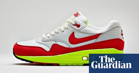 June Catholic Be excited  Nike Air Max … Happy, er, 27th birthday | Fashion | The Guardian