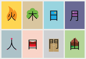 Chineasy peasy … A new book by ShaoLan Hsueh and Noma Bar brings beautiful graphic clarity to the process of learning Chinese characters.