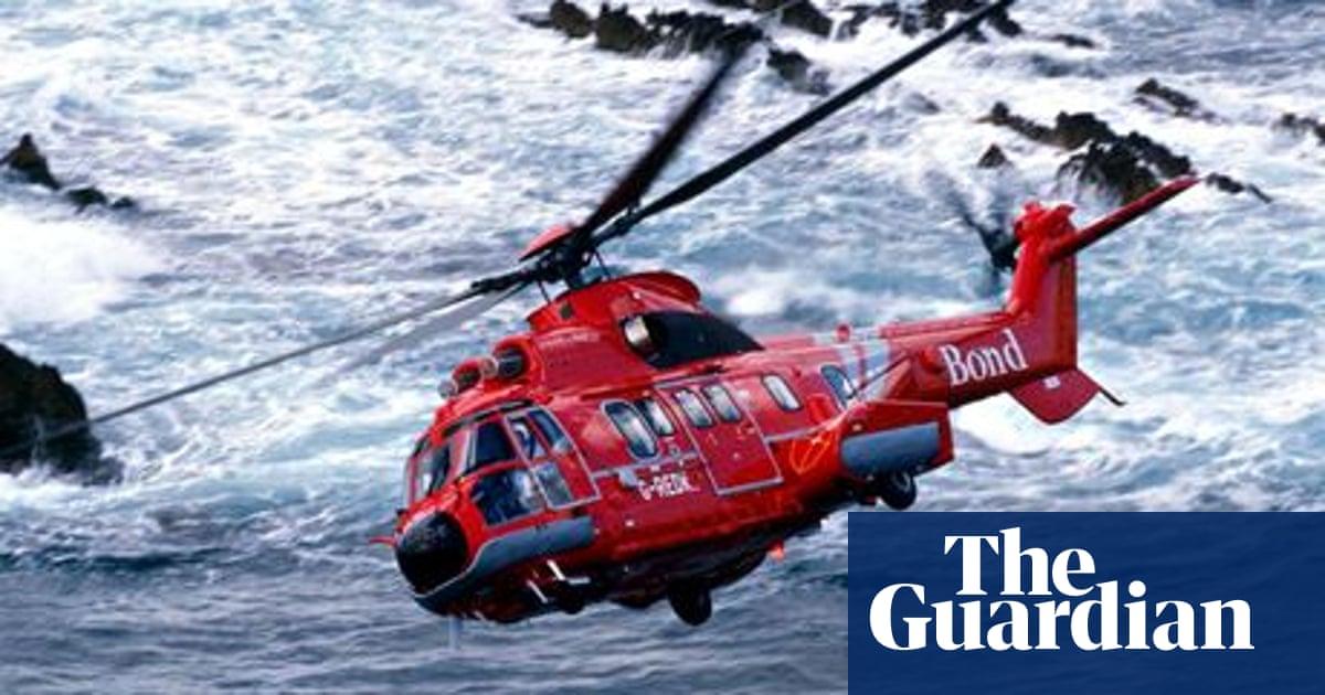 Super Puma helicopter crash: survivors on Britain's toughest commute
