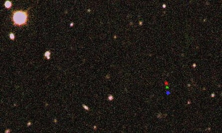 The dwarf planet 2012 VP<sub>113</sub>
