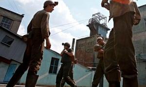 Miners Ukraine 2