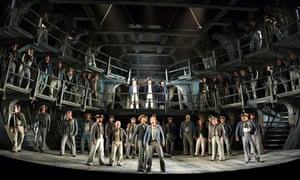 Billy Budd at the 2103 Glyndebourne Festival